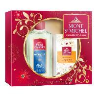 Coffret De Parfum MONT SAINT-MICHEL Coffret Eau de Cologne Naturelle Classique 250 ml + Savon Douceur 125 g