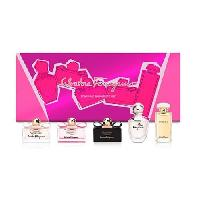 Coffret De Parfum SALVATORE FERRAGAMO Coffret Miniature Eau de parfum S I + Emoz + Mist + In Fiore + Amo 2018 - 5 x 5 ml