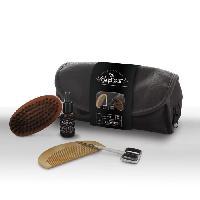 Coffret De Rasage THE BARB'XPERT BY FRANCK PROVOST - KIT ENTRETIEN BARBE - Accessoires et cosmetique pour une barbe bien entretenue.