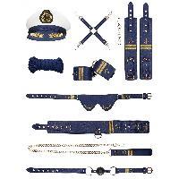 Coffret Fetish Coffret Bondage Marine