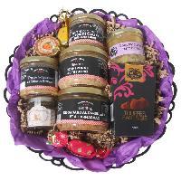 Coffret Gastronomique Coffret cadeaux avec terrines et accompagnements