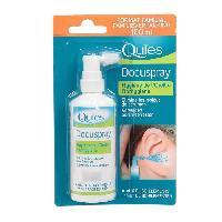 Coffret Hygiene Nez - Coffret Hygiene Oreille QUIES Spray Hygiene de l'oreille - 100 ml