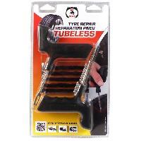 Coffret Outillage EZ-SEAL Outils pro + méches autovulcanisantes tubeless - Generique