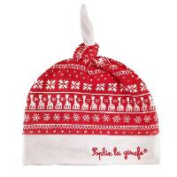 Coffret Textile SOPHIE LA GIRAFE Coffret Mon Noël avec Sophie Vulli