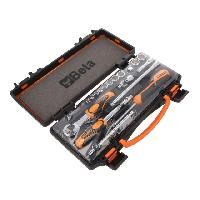 Coffrets et kit d outils Beta - Coffret 19 pieces douilles et accessoire