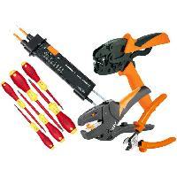 Coffrets et kit d outils Kit Outils 10 pieces - ADNAuto