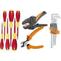 Coffrets et kit d outils Kit Outils 17 pieces
