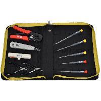 Coffrets et kit d outils Kit maintenance reseau - 10 pieces ADNAuto