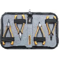 Coffrets et kit d outils Kit pinces - 4 pieces - 400g