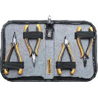 Coffrets et kit d outils Kit pinces - 4 pieces - 400g ADNAuto