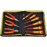 Coffrets et kit d outils Kit pinces et tournevis - 9 pc - ADNAuto
