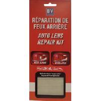 Coffrets et kit d outils Kit reparation feu arriere lisse blanc + relief blanc - ADNAuto