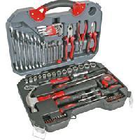 Coffrets et kit d outils Mallette outils chrome vanadium 78 pieces PEREL