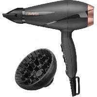 Coiffure BABYLISS 6709DE - Seche-cheveux Smooth Pro 2100W - 2 températures/2 vitesses - 106 km/h de vitesse d'air - Bouton air froid