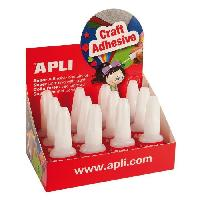 Colle - Pate Adhesive APPLI Tube de Colle forte instantanee avec Pinceau - 10 g