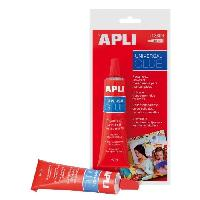 Colle - Pate Adhesive APPLI Tube de Colle universelle - 40 g