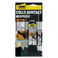 Colle - Pate Adhesive UHU Contact Gel 42g
