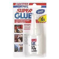 Colle - Pate De Fixation - Scellement Chimique Colle contact LOCTITE Super glue 10g