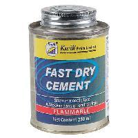 Colle - Pate De Fixation - Scellement Chimique Pot de colle dissolution cement 250ml