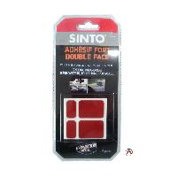 Colle - Silicone - Pate a joint Adhesif fort double face - Sinto - ADNAuto