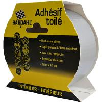 Colle - Silicone - Pate a joint Adhesif toile - 47mmx25m - Bardahl