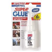 Colle - Silicone - Pate a joint Colle contact LOCTITE Super glue 10g