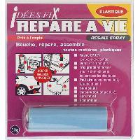 Colle - Silicone - Pate a joint Resine Epoxy Plastique PRESSOL 50g - ADNAuto
