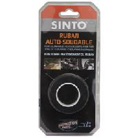 Colle - Silicone - Pate a joint Ruban auto-soudable SINTO 3m noir - ADNAuto