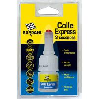 Colle - Silicone - Pate a joint Super colle gel - 5g - Bardahl
