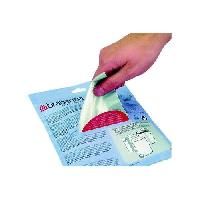 Collecte Des Dechets Lot de 40 sacs poubelle distributeur PerfectFit - 10 a 12L