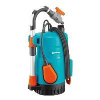 Collecteur Eau - Cuve - Accessoire GARDENA Pompe pour collecteur d'eau de pluie