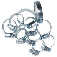 Collier De Serrage - Circlip TEC HIT Assortiments 10 colliers de serrage - Tech-it