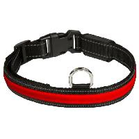 Collier EYENIMAL RGB Collier lumineux - Taille L - Pour chien