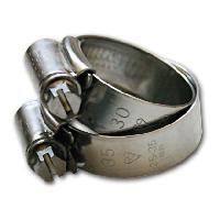 Colliers pour durites 1 Collier pour Durite en Silicone 17-25mm SiliconHoses