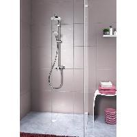 Colonne De Douche - Barre De Douche HANSGROHE Colonne de douche avec robinet mitigeur mecanique Showerpipe Verso 220