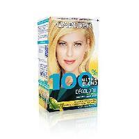 Coloration - Decoloration - Accessoire De Pose 100 Blond Decoloril Shampoing Decolorant -n3