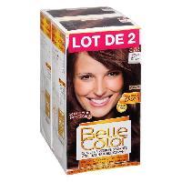 Coloration - Decoloration - Accessoire De Pose BELLE COLOR Terre de Soleil - Chatain clair - 5.23 x1