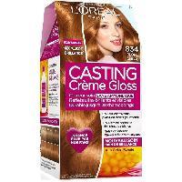 Coloration - Decoloration - Accessoire De Pose CASTING Creme Coloration - Blonde Ambrée 834 L'oreal