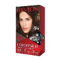 Coloration - Decoloration - Accessoire De Pose COLORSILK Coloration N°20 - Brun et noir - 59.1 ml Aucune