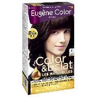 Coloration - Decoloration - Accessoire De Pose Creme Colorante permanente N4 Chatain Acajou