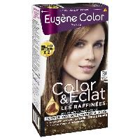 Coloration - Decoloration - Accessoire De Pose Creme colorante permanente Les Raffinees N78 - Marron Praline