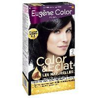 Coloration - Decoloration - Accessoire De Pose EUGENE COLOR Creme Colorante permanente 15 Noir