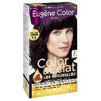 Coloration - Decoloration - Accessoire De Pose EUGENE COLOR Creme Colorante permanente N2 Chatain
