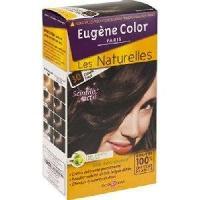 Coloration - Decoloration - Accessoire De Pose EUGENE COLOR Cremes colorantes permanente Les naturelles No30 chatain fonce