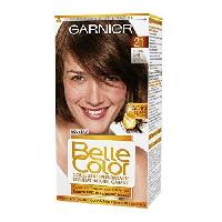 Coloration - Decoloration - Accessoire De Pose GARNIER Coloration Belle Color - Chatain clair dore No21