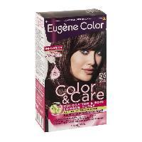 Coloration - Decoloration - Accessoire De Pose Kit de coloration chatain acajou