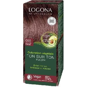 Coloration - Decoloration - Accessoire De Pose LOGONA Soin colorant 050 Acajou foncé - 100 g Aucune
