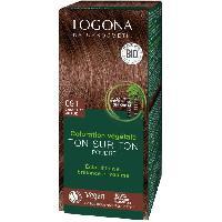 Coloration - Decoloration - Accessoire De Pose LOGONA Soin colorant 091 Chocolat chaud - 100 g Aucune
