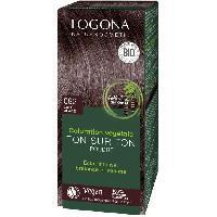 Coloration - Decoloration - Accessoire De Pose LOGONA Soin colorant 092 Café glacé - 100 g Aucune