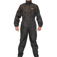 Combinaison RC Combinaison Pluie Nylon noir - S - Rc Helmets